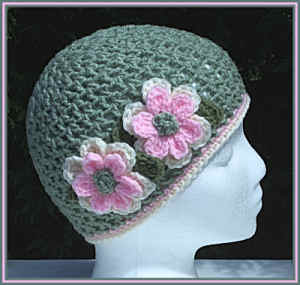 Bernat: Pattern Detail - Cool Crochet - Skullcap (crochet)