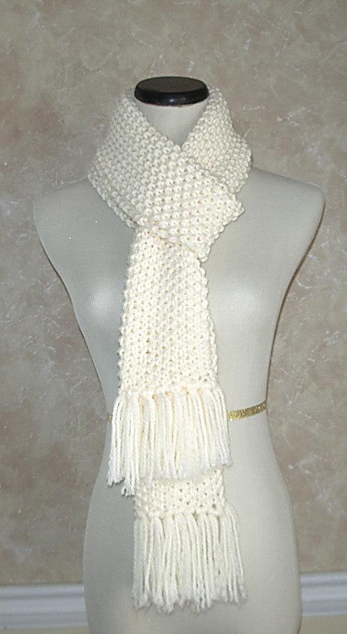 Руки вязать шарф, вязать шарф ручной, ручной работы шарф, шарф Мода, Вязаные шарфы